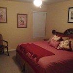 master bedroom - unit 212