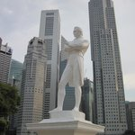 Raffles Landing Site - Singapore 01Oct14.