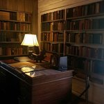 Eugene O'Neill's Office at Tao House