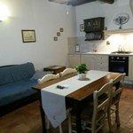 Apartment #7 - Living Room
