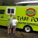 Tuk Tuk Thai Food Truck