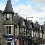 Photo de Pitlochry Backpackers Hotel
