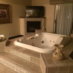 Jacuzzi in King Suite