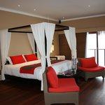 Ocean Villa bedroom