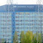 Crowne Plaza, South San Francisco Airport, Burlingame, Ca