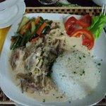 La belle assiette du restaurant