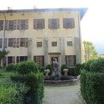 il palazzo dai giardini all'italiana