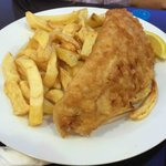 The Fish and Chips Room