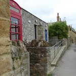 Toilet facilities at The Schoolhouse Tea rooms- public toilets