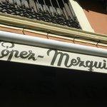 Pasteleria Lopez Mezquita