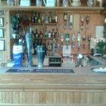 Le Bistro bar area