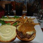 hamburger della casa