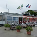 Sailing Bar RdG with additional Lazy Jacks & Roof Top to relax