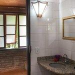 Banheiro Chale Master