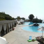main pool & pool bar
