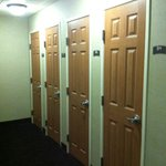 Storage Units for long term guests