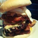 The Whole Farm Burger!