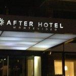 Faixada do hotel