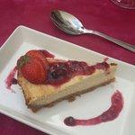 Bijou's Cheesecake .....oooh yes
