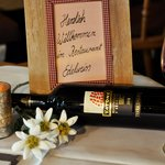 Willkommen im Restaurant Edelweiss