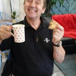 Sausage butty and a brilliant panadd.
