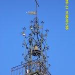 le campanile place de la mairie