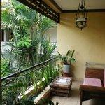 балкон Sehati Guesthouse