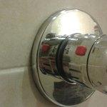 Termostatlı duş vanası