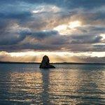 The Rock in the Tasman Bay