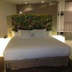 Room # 203 Bed