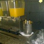 Mimosa Breakfast Station