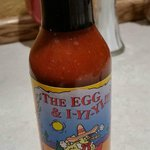 Great hot sauce - with a clever name