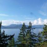 Islands in Howe Sound