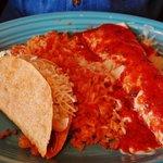 Foto di El Azteca Mexican Restaurant
