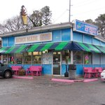 Snowflake Ice Cream Shoppe