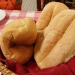 Crispy crusty bread
