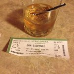 Ticket: $149. Maker's Mark on the Rocks: $12 with tip. Spending the afternoon at the Lyric: Pric