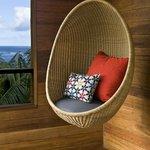 Makambo Loft Balcony