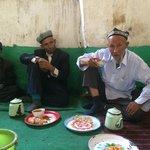 Tea house discussion