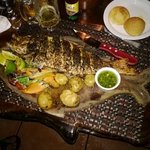 red snapper cooked to perfection