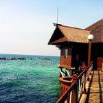 Foto de Pulau Ayer Resort & Cottages