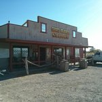 Miss Kathy's friendly place,  20+ miles NNW of Pahrump, NV; Crystal Road, 3 miles off Hwy 160