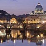 San Peter by night