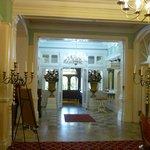 Inside Entrance Area