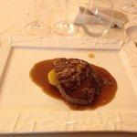 Filetto al tartufo / Beef tenderloin with truffle