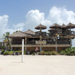 Beach frontage