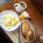 Free Breakfast - Café da manhã incluso