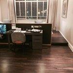 Look at the floor design