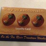 Loyalty Card Worth Using!