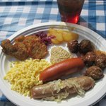Oktoberfest lunch on Saturday!